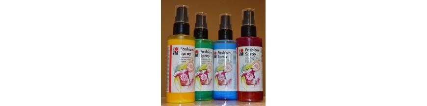 Fashion spray