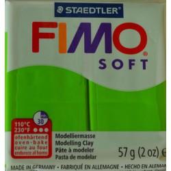 Fimo soft 50 vert pomme