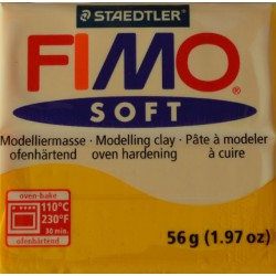 Fimo soft 16 tournesol