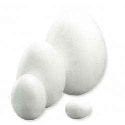 Oeuf en sagex 4,5 cm