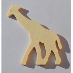 Petite girafe en bois 8 cm