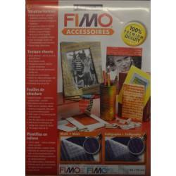 FIMO feuilles de structure