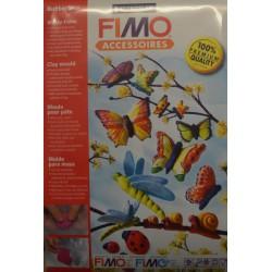 FIMO moule printemps