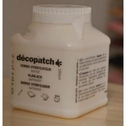 Vernis vitrificateur Aquapro satiné 180 ml