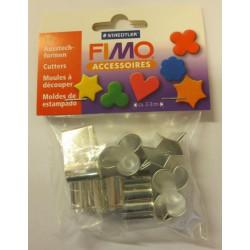 FIMO moules à découper 6 formes