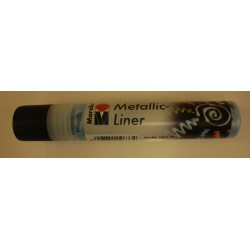 Metallic Liner bleu clair 790 25ml