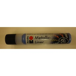 Metallic Liner bleu 752 25ml