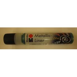 Metallic Liner vert foncé 768 25ml