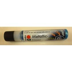 Metallic Liner pétrole 792 25ml