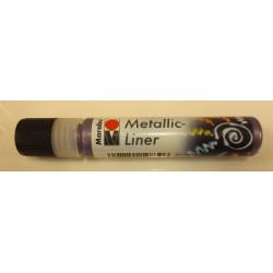 Metallic Liner violet 750 25ml