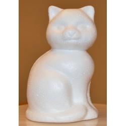 Chat en sagex 13 cm