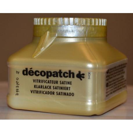 Vernis vitrificateur Aquapro ultra brillant 90 ml
