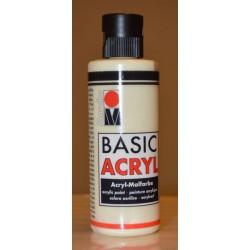 Basic Acryl 22 vanille 80 ml