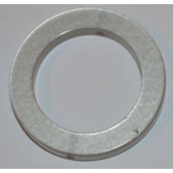 Polaris rond 30 mm gris