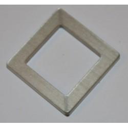 Polaris losange 30 mm gris