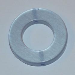 Polaris rond 22 mm bleu
