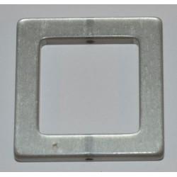 Polaris carré 30 mm gris