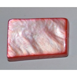 Rectangle rouge 10x15mm