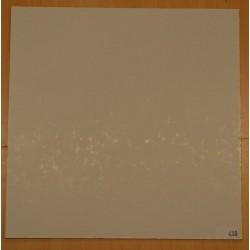 Plaque en carton 25,5 x 25,5 cm