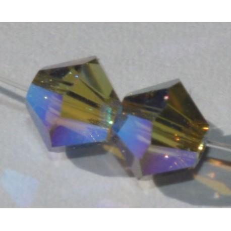 Toupie Swaro 4mm Black diamond AB2x