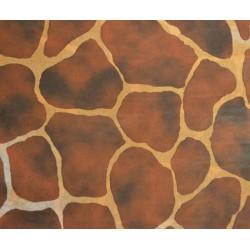 Feuille Décopatch 30x38.5cm Girafe 209