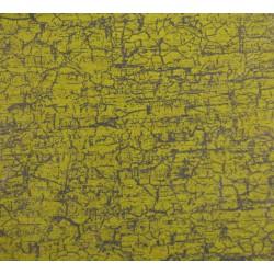 Feuille Décopatch 30x38.5cm Craquelé vert 302