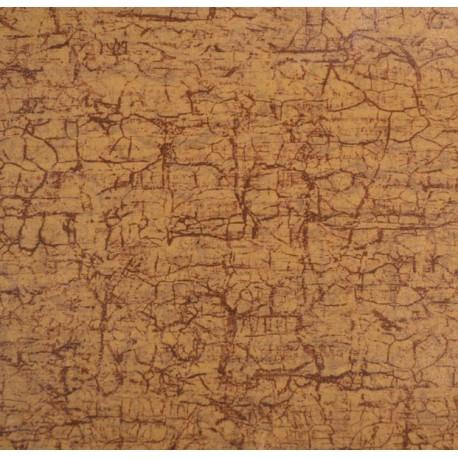 Feuille Décopatch 30x38.5cm Craquelé nature 334