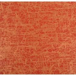 Feuille Décopatch 30x38.5cm Craquelé or rouge 336