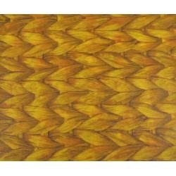 Feuille Décopatch 30x38.5cm osier 418