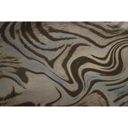 Feuille Décopatch 30x38.5cm bleu gris noir 449