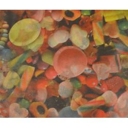 Feuille Décopatch 30x38.5cm Bonbons 462