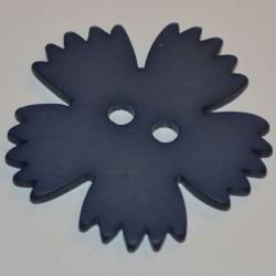 Oeillet 4 cm bleumarine