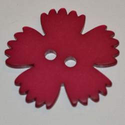 Oeillet 4 cm fuchsia