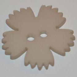Oeillet 28 mm gris