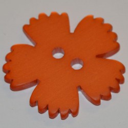 Oeillet 28 mm orange