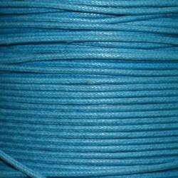 Coton ciré 1.5 mm turquoise