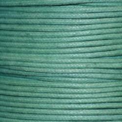 Coton ciré 1.5 mm vert