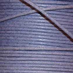 Coton ciré 1.5 mm mauve