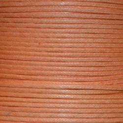 Coton ciré 1.5 mm orange
