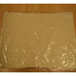 Sac à ficelles en coton nature 35 x 45 cm