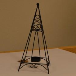 Pyramide droite 25 cm