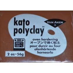 Kato Polyclay 56 g brun