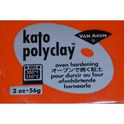 Kato Polyclay 56 g orange