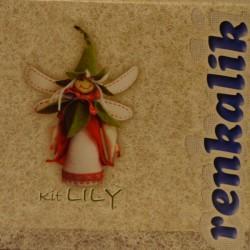 Kit feutrine Lily