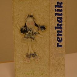 Kit feutrine Myrtilla