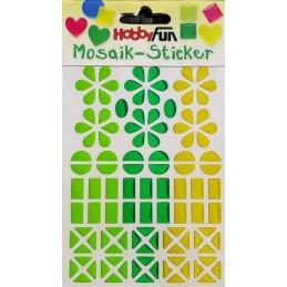 Sticker mosaïque 8 - 14 mm...
