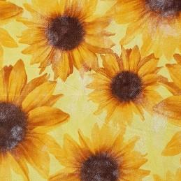 Tissu décoratif Tournesols...
