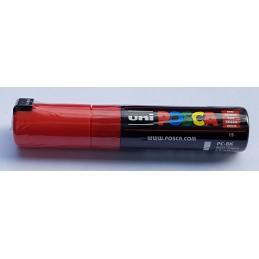 uni POSCA 8K  8mm rouge
