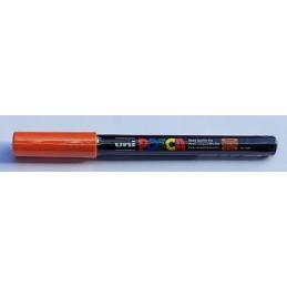uni POSCA 1MR 0.7mm orange