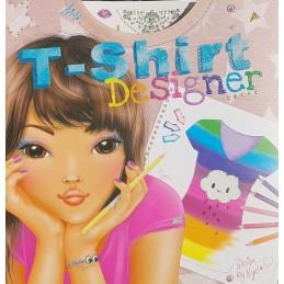 T-shirt designer 24 x 24cm